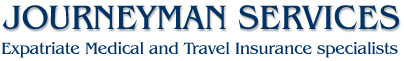 Journeyman Services - Expatriate Medical and Travel Insurance specialists